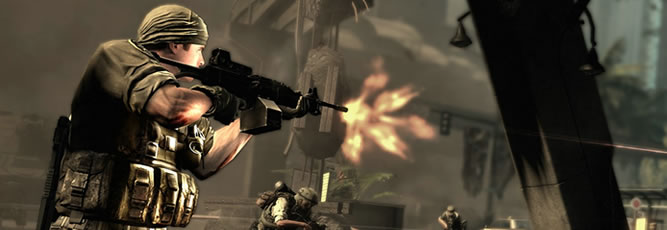 SOCOM 4: US Navy SEALS Screenshot - 867379