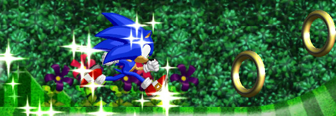 Sonic The Hedgehog Part One - MB Image