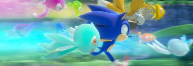 Sonic Colors Screenshot - 780841