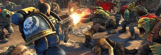 Warhammer 40,000: Space Marine Screenshot - 842825