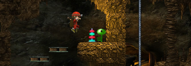 Spelunker HD - Feature
