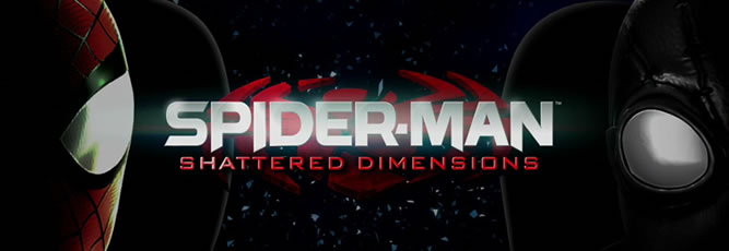 Spider-Man: Shattered Dimensions - NDS