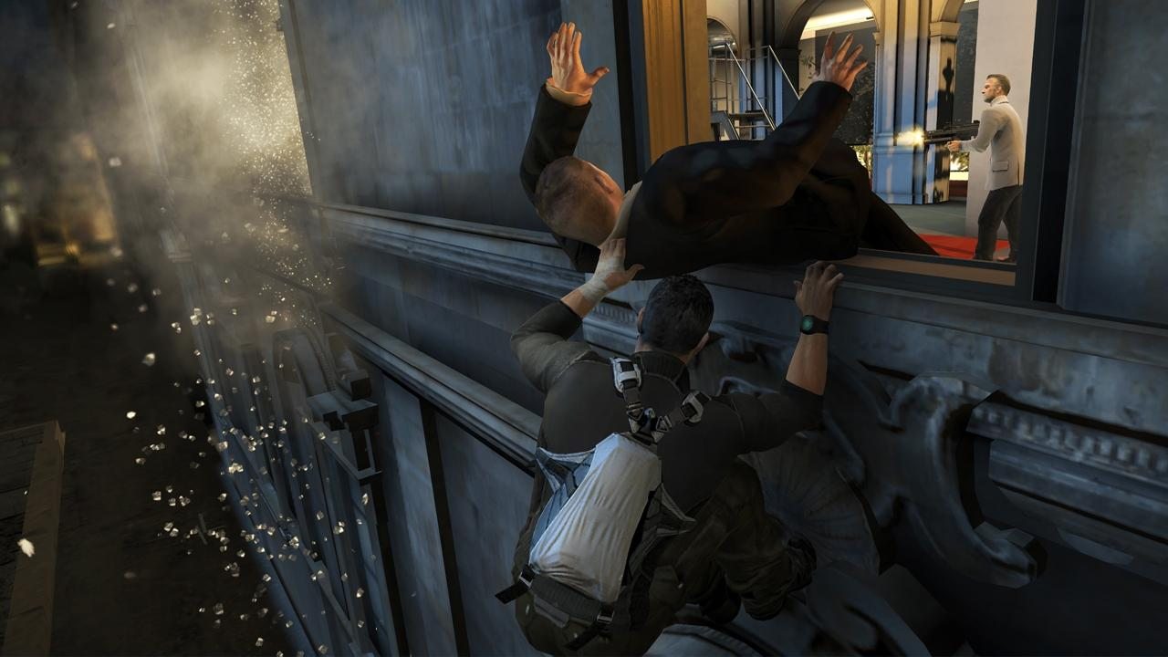 Splinter Cell Conviction 1.03 Patch Image