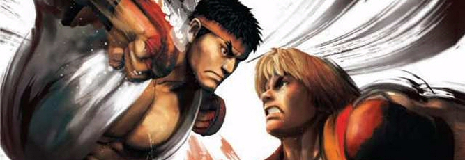 Street Fighter IV for iPhone - MB Boxart