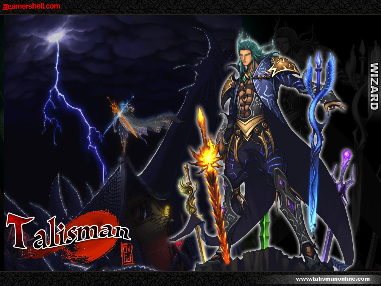 Talisman Online Client Image