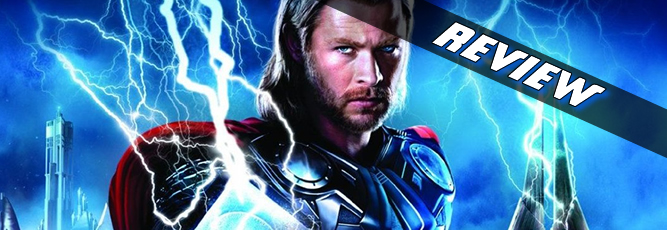 Thor: The Video Game - NDS Boxart
