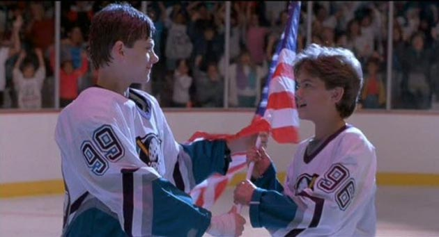 Top 10 movies to get you in the American Spirit - D2: The Mighty Ducks