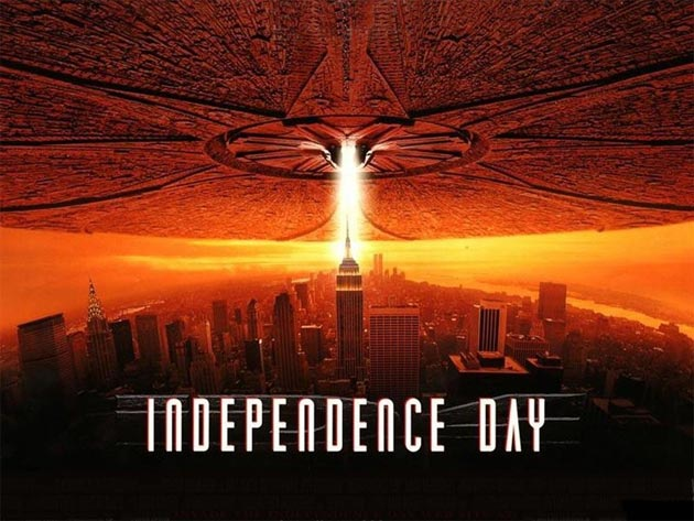 Top 10 movies to get you in the American Spirit - Independence Day