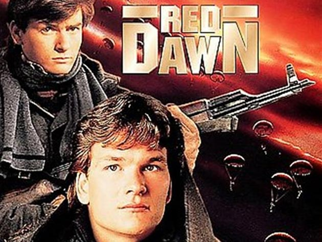 Top 10 movies to get you in the American Spirit - Red Dawn