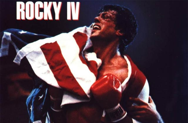 Top 10 movies to get you in the American Spirit - Rocky IV