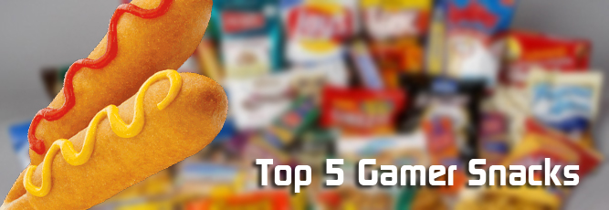 Topfivegamersnacks