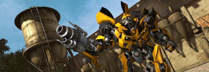 Transformers: Dark of the Moon Screenshot - 866798