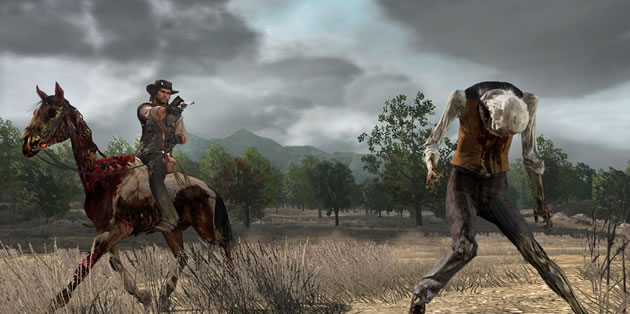 Read Dead Redemption: Undead Nightmare Image