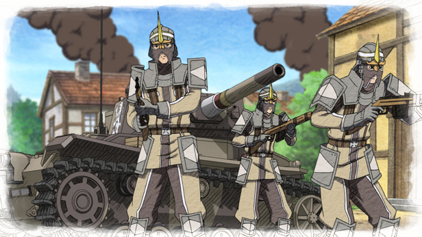 Valkyria Chronicles II Screenshot - 798637