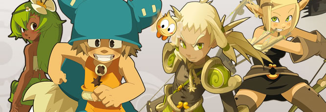 WAKFU Boxart