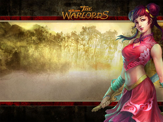 The Warlords Online Client Image