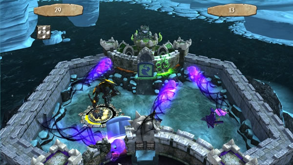 Warlords screenshot