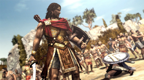 Warriors: Legends of Troy - Feature