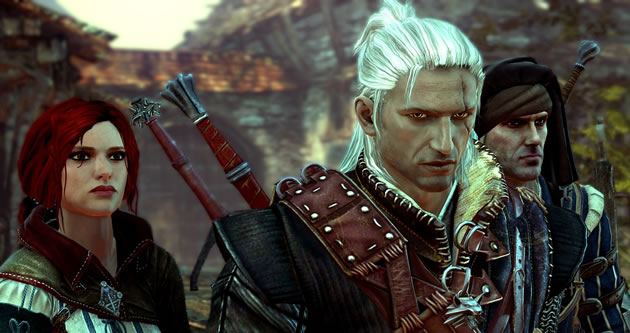 The Witcher 2: Assassins of Kings - Feature