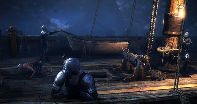 The Witcher 2: Assassins of Kings Screenshot - 869080