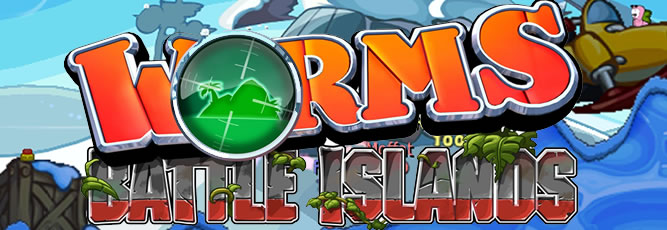 Worms: Battle Island Screenshot - 819747
