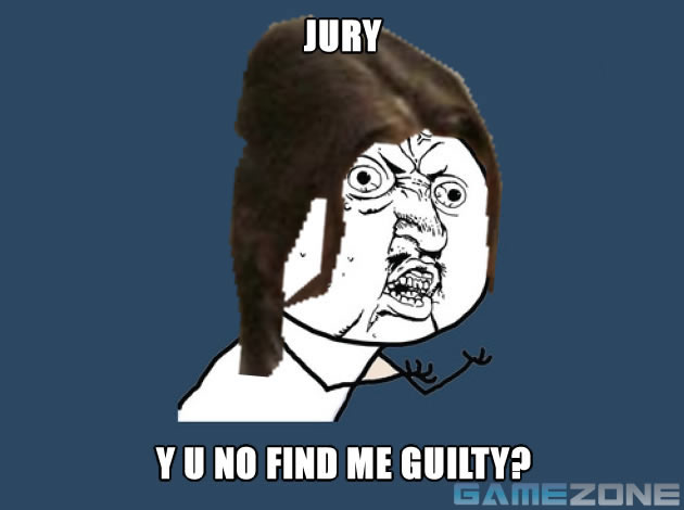 Y U NO Casey Anthony; Jury y u no find me guilty?