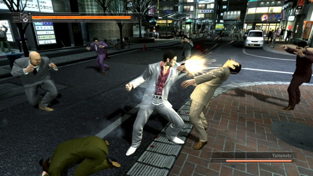 Yakuza 4 - Feature