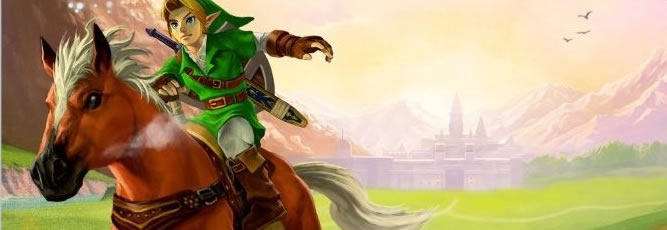 The Legend of Zelda: Ocarina of Time 3D Screenshot - 843699