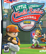 Little League World Series 2008 Boxart