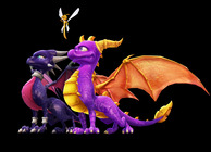The Legend of Spyro: Dawn of the Dragon Image