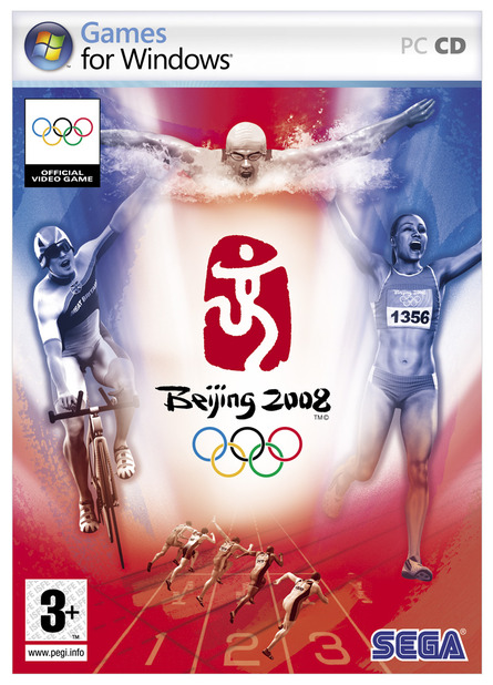 Beijing 2008 - The Official Video Game of the Olympic Games Packshot - 1001147