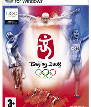 Beijing 2008 - The Official Video Game of the Olympic Games Boxart
