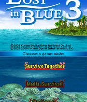 Lost in Blue 3 Boxart