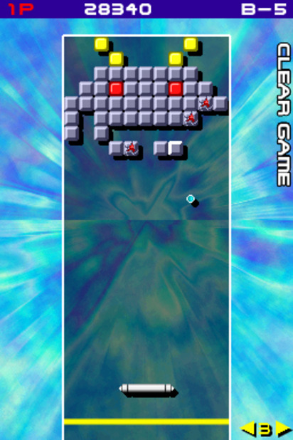 Arkanoid DS Screenshot - 1001889