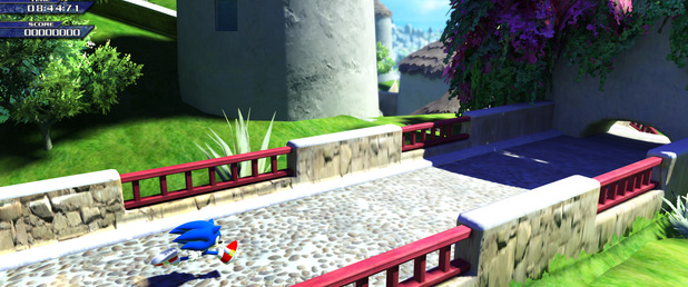 Sonic Unleashed - Feature