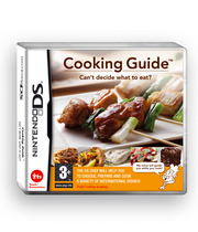 Cooking Guide: Can't Decide What To Eat? Boxart