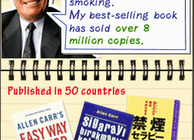Allen Carr's Easyway to Stop Smoking Image