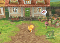 Chocobo's Dungeon: Toki-Wasure no Meikyuu Image