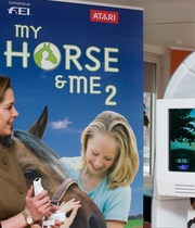My Horse and Me 2 Boxart