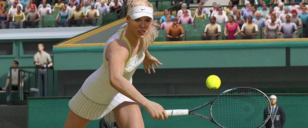 Grand Slam Tennis 2 - Feature