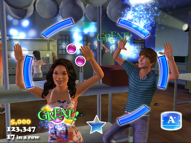 High School Musical 3: Senior Year DANCE! Screenshot - 1004223