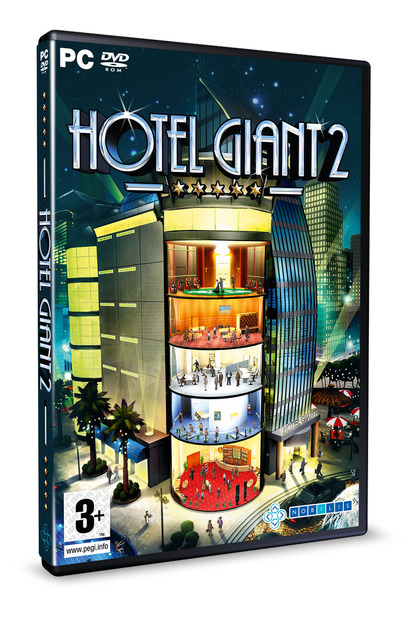 Hotel Giant 2 Packshot - 1004827