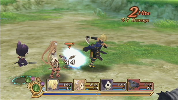 Tales of Symphonia: Dawn of the New World Screenshot - 1005284