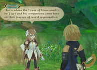 Tales of Symphonia: Dawn of the New World Image