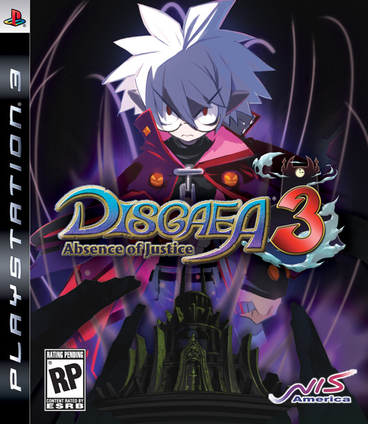 Disgaea 3: Absence of Justice Packshot - 1006303
