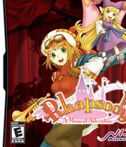 Rhapsody ~A Musical Adventure~ Boxart