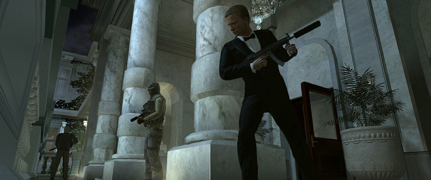 Quantum of Solace: The Game - Feature