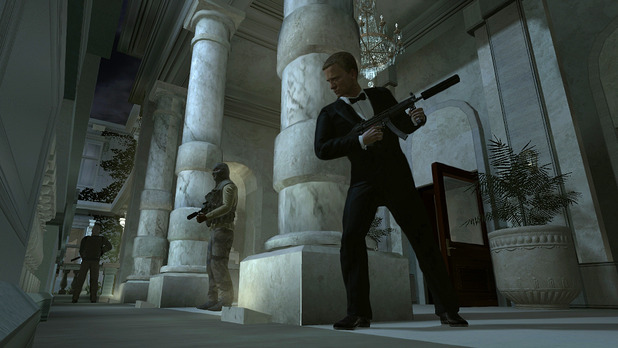 Quantum of Solace: The Game Screenshot - 1006319