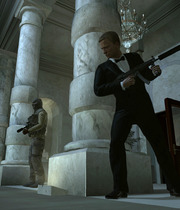 Quantum of Solace: The Game Boxart