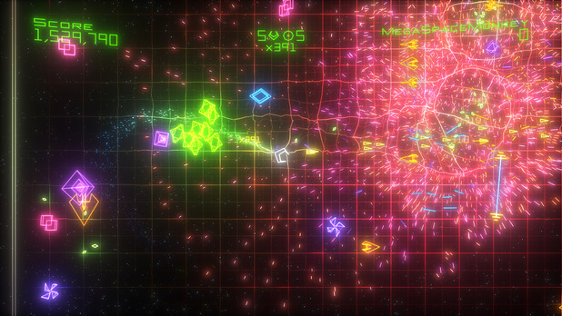 Geometry Wars Retro Evolved 2 Screenshot - 1007016